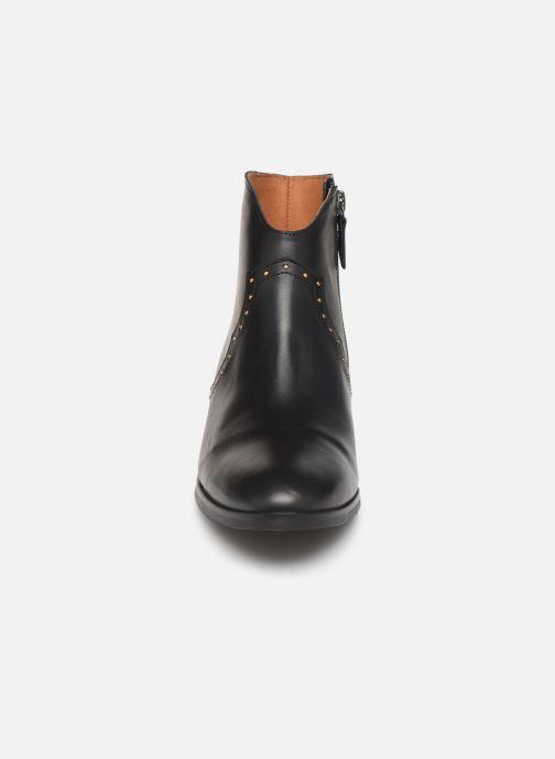 Bottines et boots Anonymous Copenhagen FIONA 35 STUDS Noir vue portées chaussures