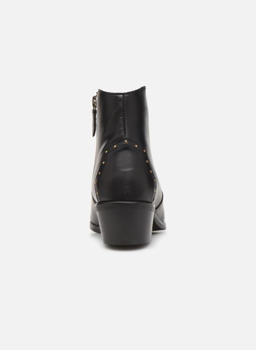 Ankle boots Anonymous Copenhagen FIONA 35 STUDS Black view from the right
