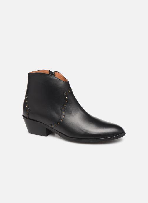 Bottines et boots Anonymous Copenhagen FIONA 35 STUDS Noir vue détail/paire