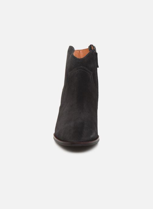 Bottines et boots Anonymous Copenhagen FIONA 60 Gris vue portées chaussures