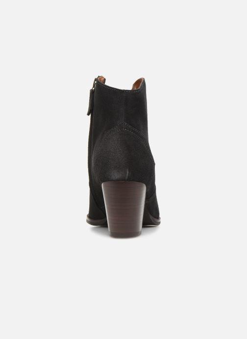 Bottines et boots Anonymous Copenhagen FIONA 60 Gris vue droite