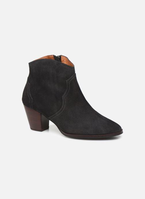Boots en enkellaarsjes Anonymous Copenhagen FIONA 60 Grijs detail