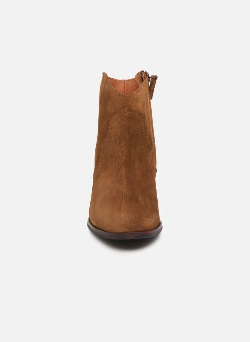 Stiefeletten & Boots Anonymous Copenhagen FIONA 60 braun schuhe getragen