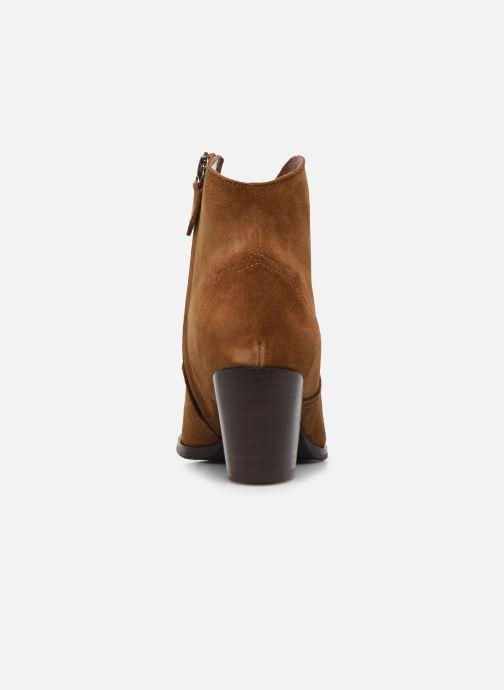 Stiefeletten & Boots Anonymous Copenhagen FIONA 60 braun ansicht von rechts