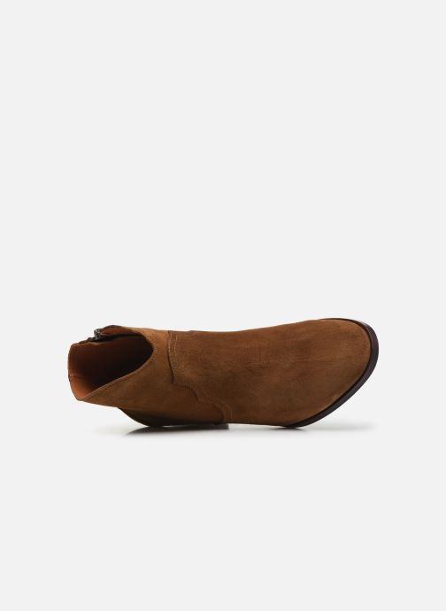Stiefeletten & Boots Anonymous Copenhagen FIONA 60 braun ansicht von links