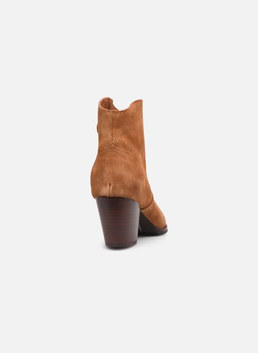 Bottines et boots Anonymous Copenhagen FIONA 60 Marron vue droite