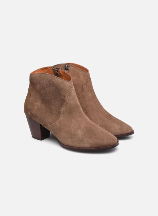 Boots en enkellaarsjes Anonymous Copenhagen FIONA 60 Bruin 3/4'