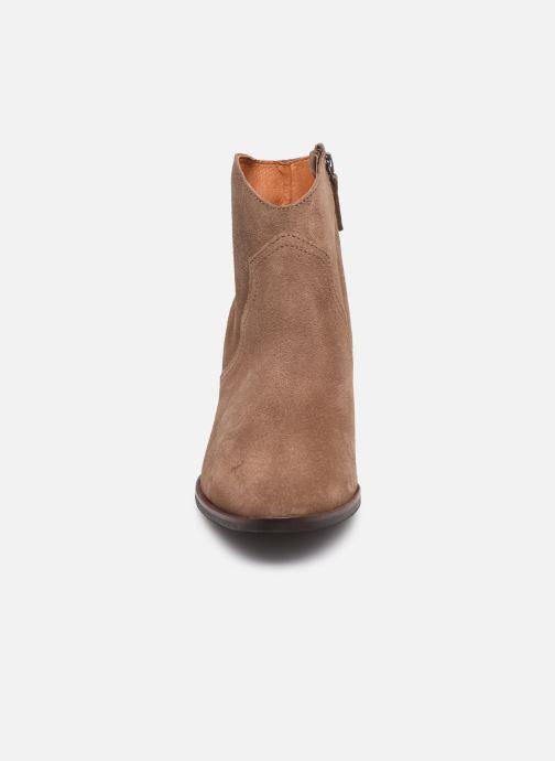 Boots en enkellaarsjes Anonymous Copenhagen FIONA 60 Bruin model