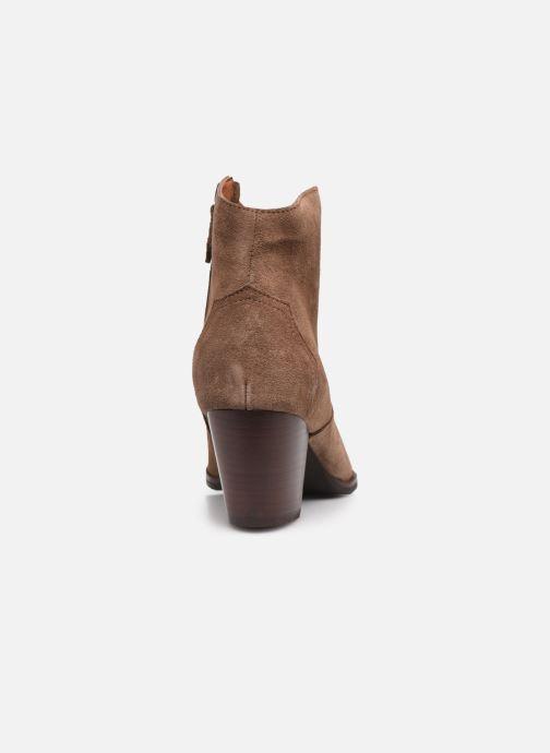 Boots en enkellaarsjes Anonymous Copenhagen FIONA 60 Bruin rechts