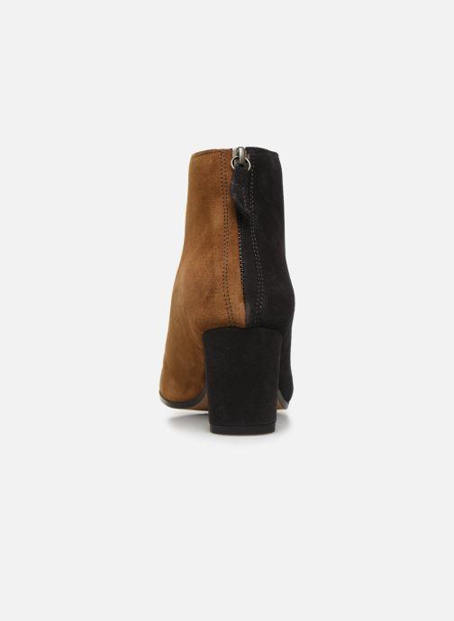 Bottines et boots Anonymous Copenhagen MILEY 55 Multicolore vue droite