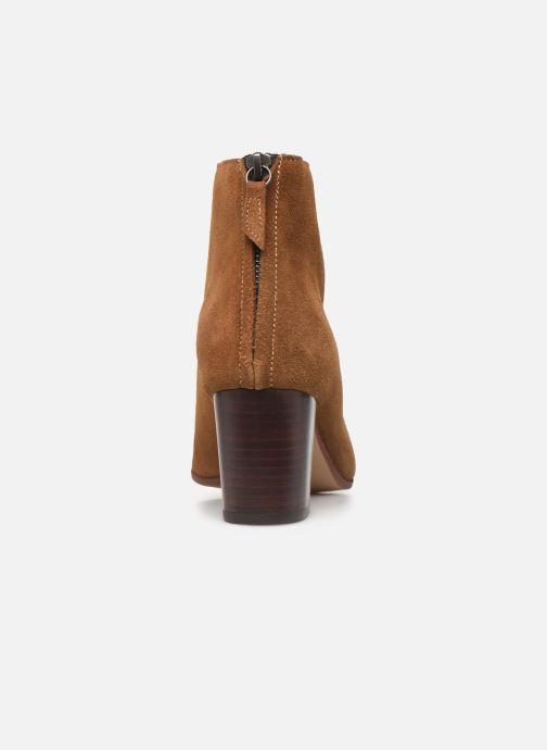 Bottines et boots Anonymous Copenhagen MILEY 55 Marron vue droite