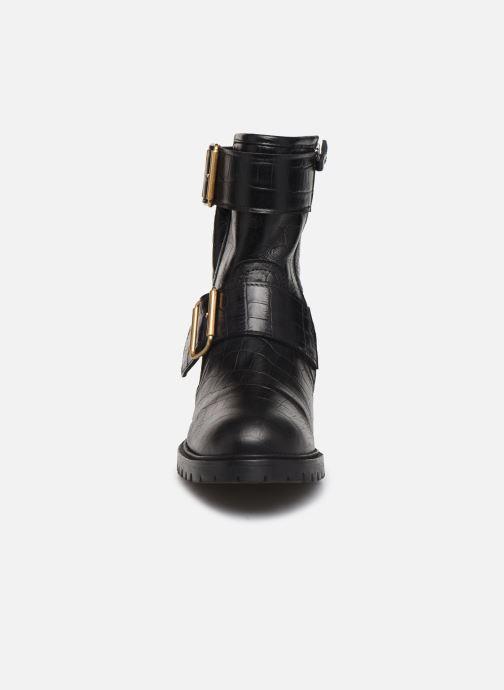 Bottines et boots Anonymous Copenhagen HELEN Noir vue portées chaussures