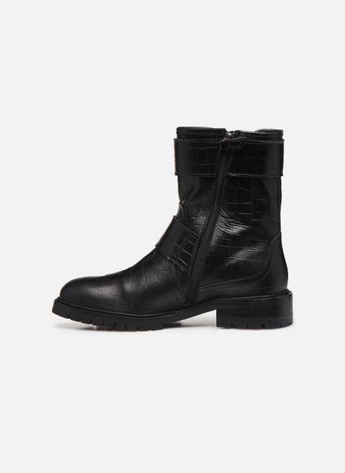 Bottines et boots Anonymous Copenhagen HELEN Noir vue face