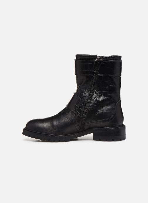 Bottines et boots Anonymous Copenhagen HELEN Noir vue face
