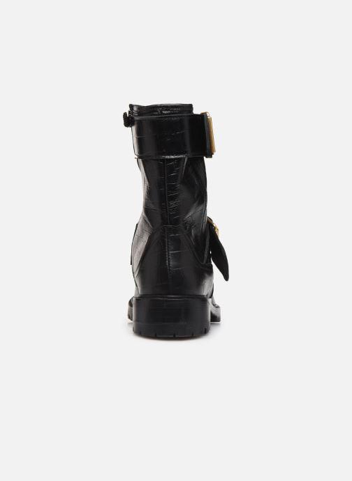 Bottines et boots Anonymous Copenhagen HELEN Noir vue droite