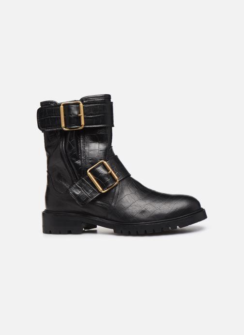 Bottines et boots Anonymous Copenhagen HELEN Noir vue derrière
