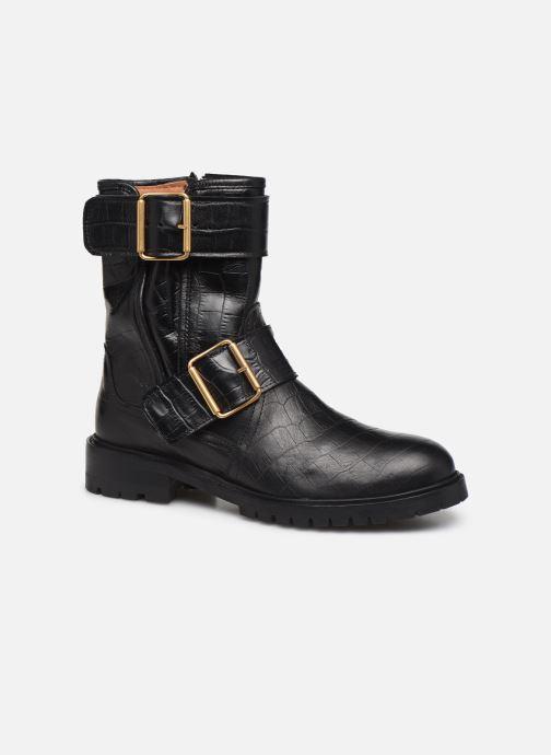 Stiefeletten & Boots Anonymous Copenhagen HELEN schwarz detaillierte ansicht/modell