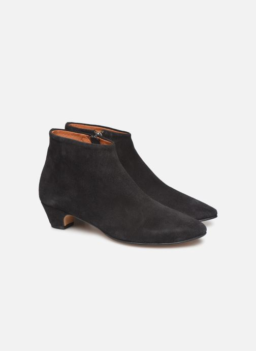 Ankle boots Anonymous Copenhagen KYRA Grey 3/4 view