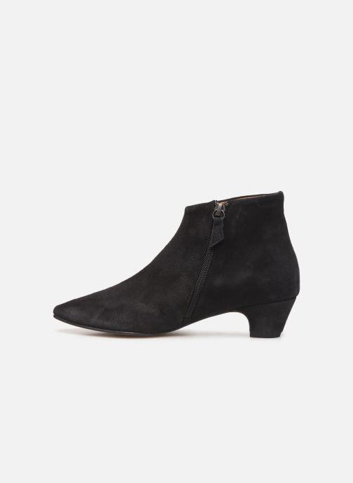 Boots en enkellaarsjes Anonymous Copenhagen KYRA Grijs voorkant