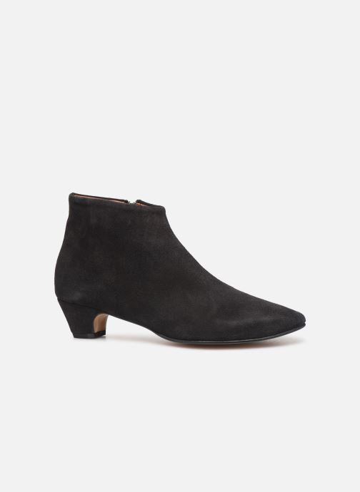 Ankle boots Anonymous Copenhagen KYRA Grey back view
