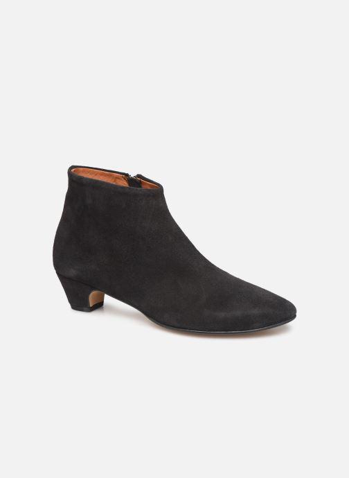 Boots en enkellaarsjes Anonymous Copenhagen KYRA Grijs detail