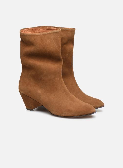 Boots en enkellaarsjes Anonymous Copenhagen VULLY TRIANGLE Bruin 3/4'