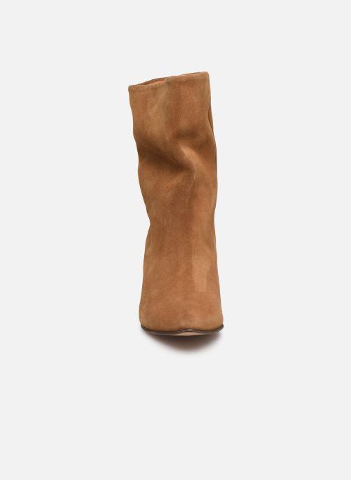 Bottines et boots Anonymous Copenhagen VULLY TRIANGLE Marron vue portées chaussures
