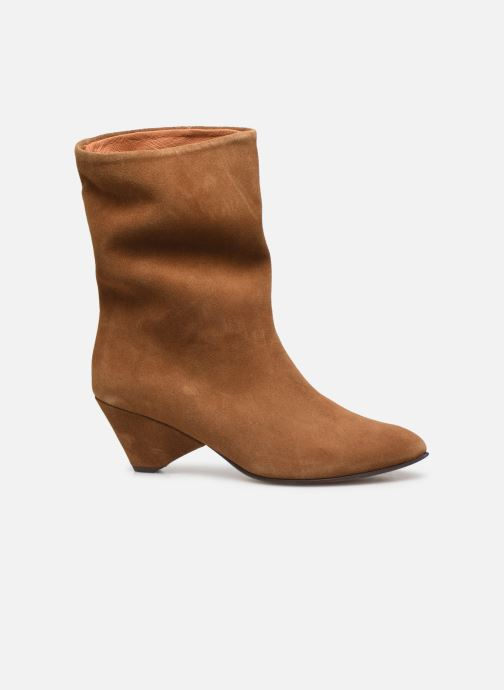 Bottines et boots Anonymous Copenhagen VULLY TRIANGLE Marron vue derrière