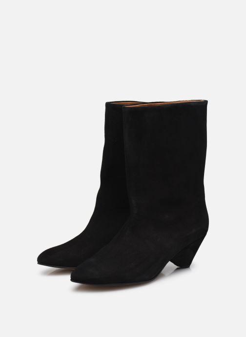 Bottines et boots Anonymous Copenhagen VULLY TRIANGLE Noir vue bas / vue portée sac