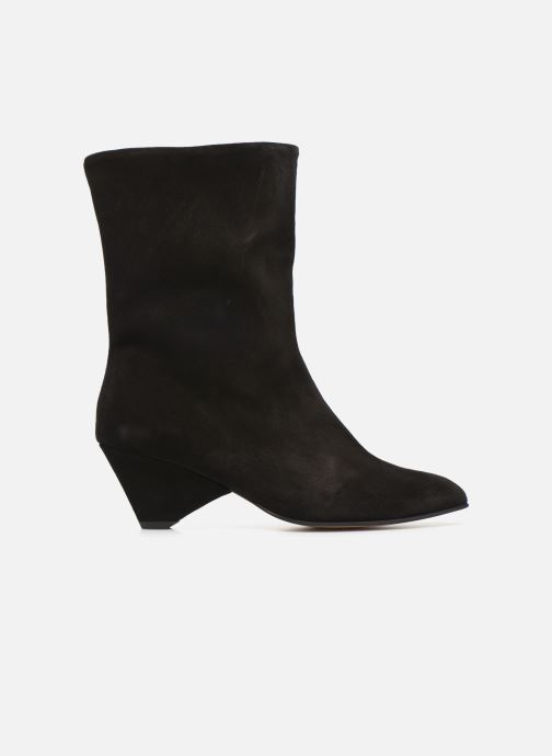 Bottines et boots Anonymous Copenhagen VULLY TRIANGLE Noir vue derrière