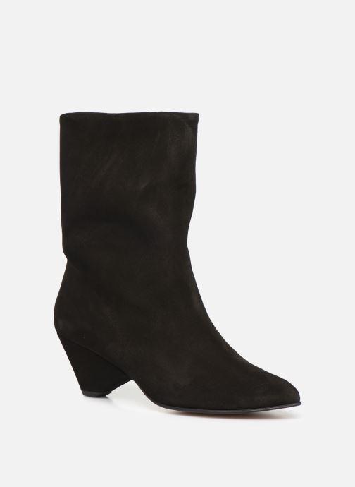 Stiefeletten & Boots Anonymous Copenhagen VULLY TRIANGLE schwarz detaillierte ansicht/modell