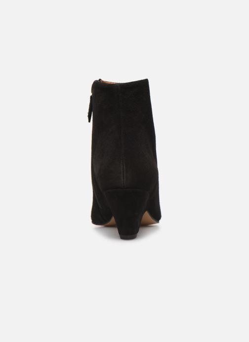 Bottines et boots Anonymous Copenhagen NIVA TRIANGLE Noir vue droite