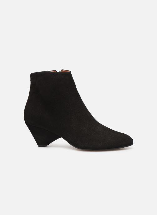 Bottines et boots Anonymous Copenhagen NIVA TRIANGLE Noir vue derrière