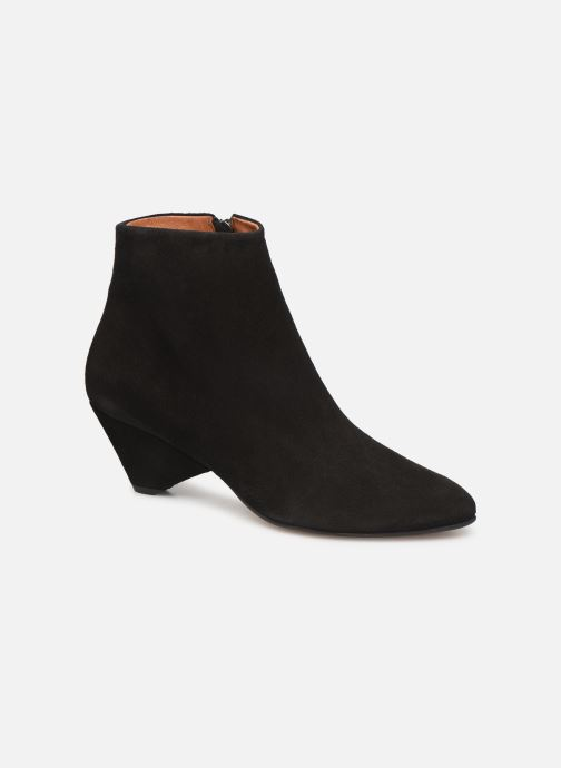 Bottines et boots Anonymous Copenhagen NIVA TRIANGLE Noir vue détail/paire
