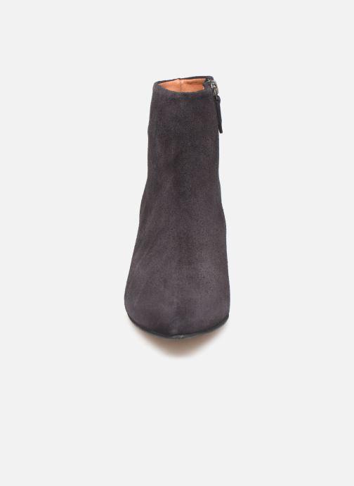 Bottines et boots Anonymous Copenhagen NIVA TRIANGLE Bleu vue portées chaussures