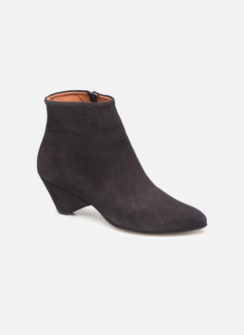 Bottines et boots Anonymous Copenhagen NIVA TRIANGLE Bleu vue détail/paire