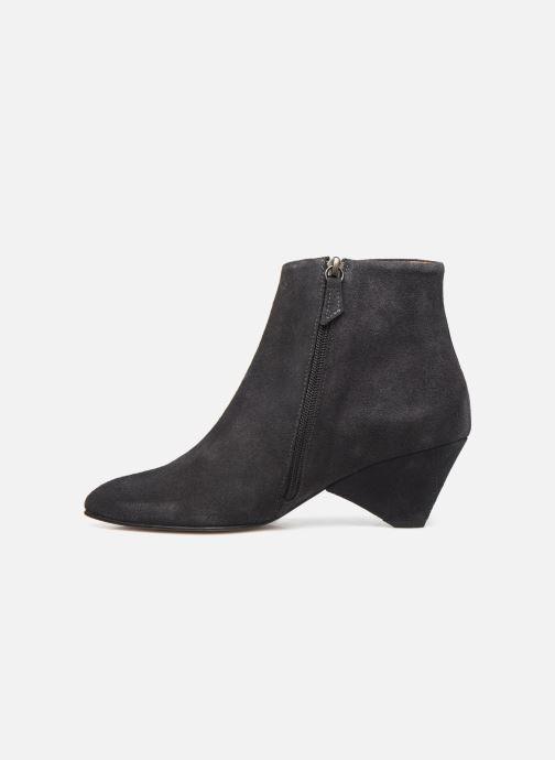Bottines et boots Anonymous Copenhagen NIVA TRIANGLE Gris vue face