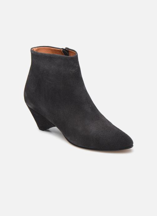 Bottines et boots Anonymous Copenhagen NIVA TRIANGLE Gris vue détail/paire