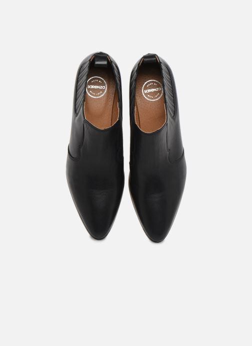 Bottines et boots Made by SARENZA Soft Folk Boots #2 Noir vue portées chaussures