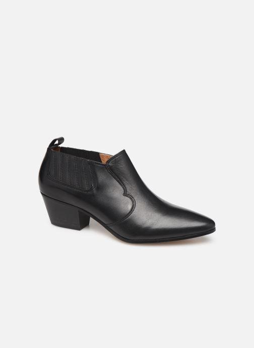 Bottines et boots Made by SARENZA Soft Folk Boots #2 Noir vue droite