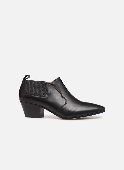 Botines  Made by SARENZA Soft Folk Boots #2 Negro vista de detalle / par