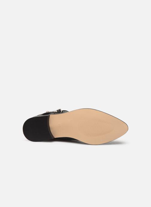 Botines  Made by SARENZA Soft Folk Boots #1 Negro vista de arriba