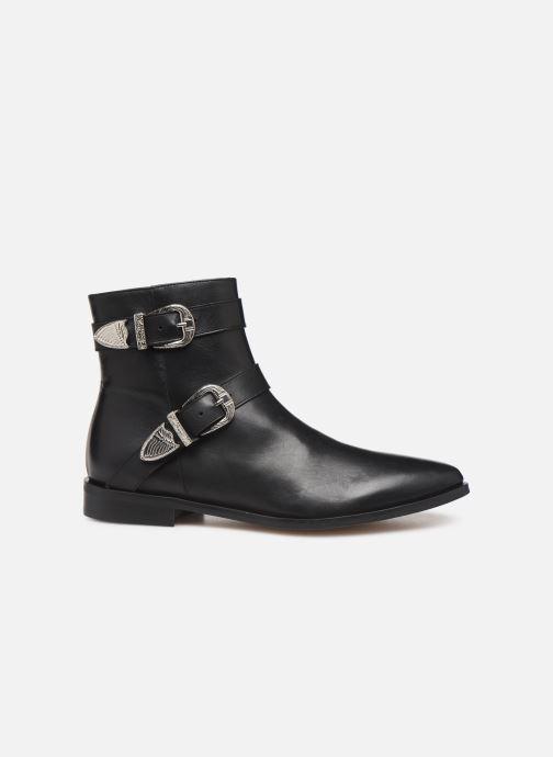 Botines  Made by SARENZA Soft Folk Boots #1 Negro vista de detalle / par