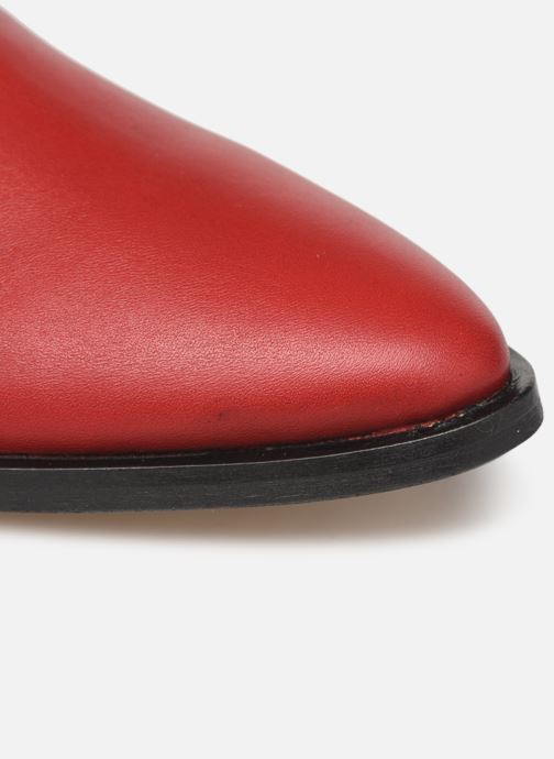 Stiefeletten & Boots Made by SARENZA Soft Folk Boots #1 rot ansicht von links