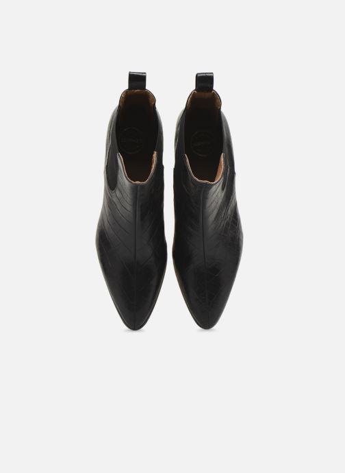 Bottines et boots Made by SARENZA Soft Folk Boots #5 Noir vue portées chaussures