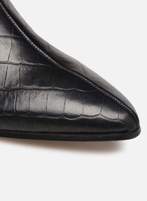 Bottines et boots Made by SARENZA Soft Folk Boots #5 Noir vue gauche