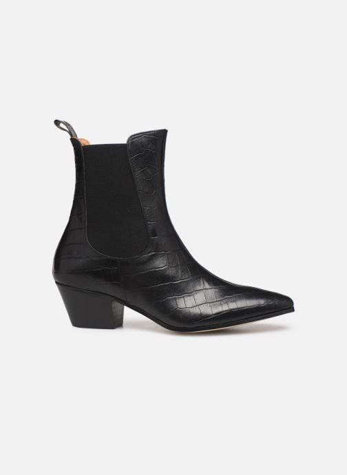 Botines  Made by SARENZA Soft Folk Boots #5 Negro vista de detalle / par