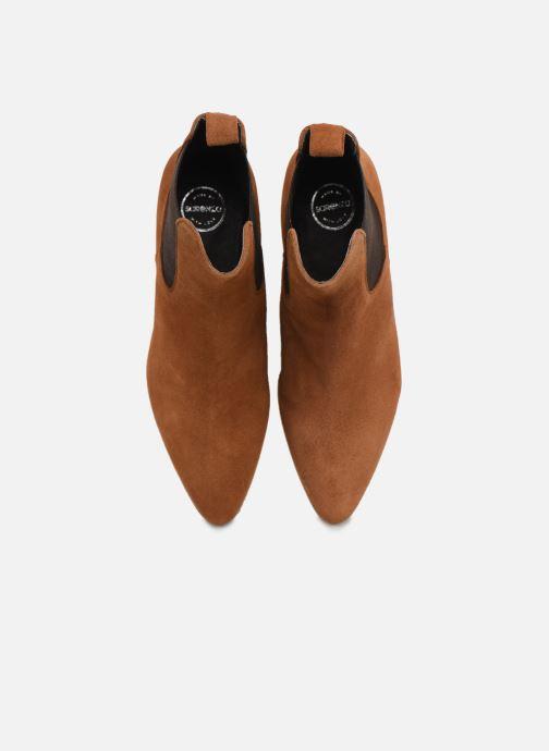 Botines  Made by SARENZA Soft Folk Boots #5 Marrón vista del modelo