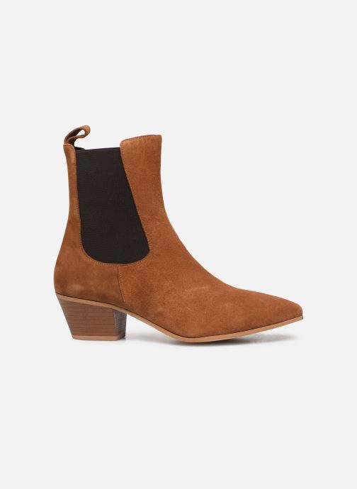Stivaletti e tronchetti Made by SARENZA Soft Folk Boots #5 Marrone vedi dettaglio/paio