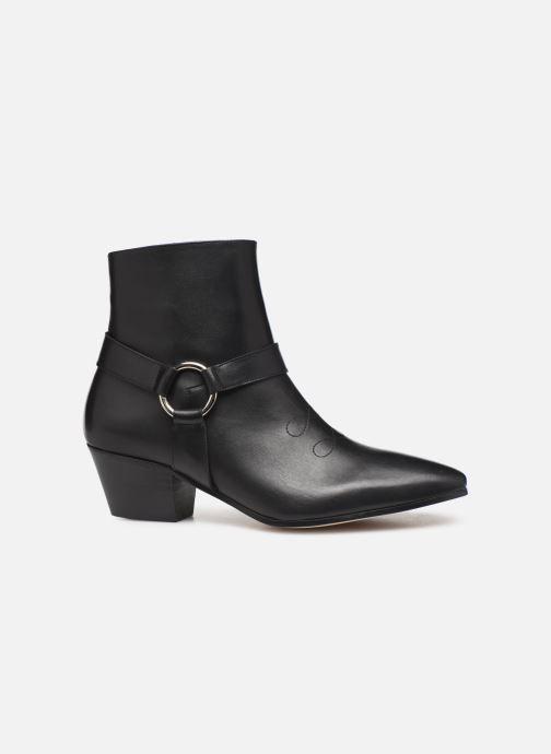 Ankelstøvler Made by SARENZA Soft Folk Boots #4 Sort detaljeret billede af skoene